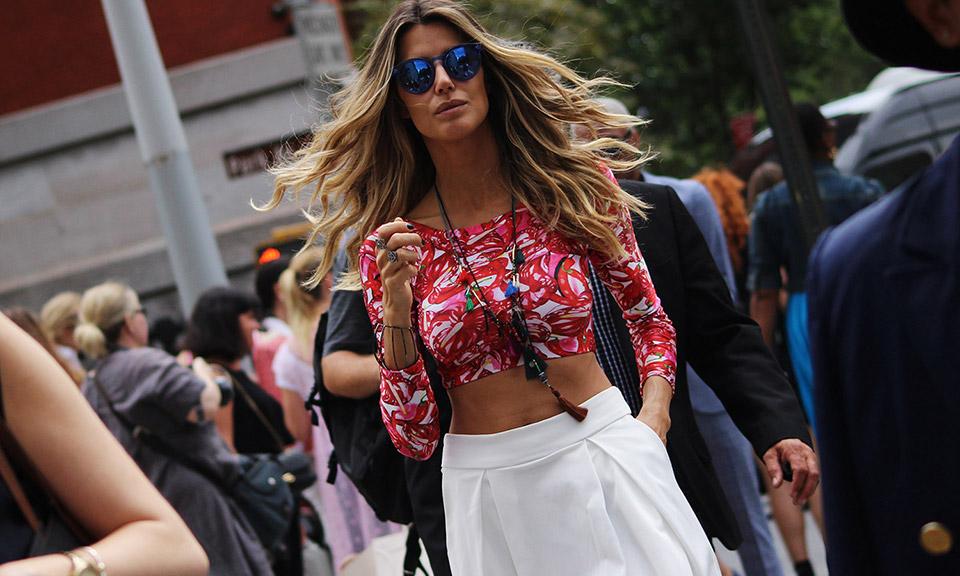 New York Fashion Week Spring Summer 2015