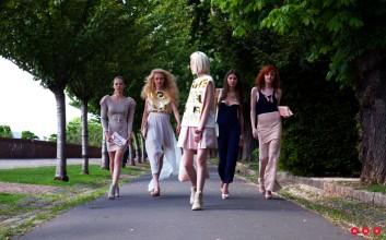 Elkészült a ONE Fashion első divatanyaga!