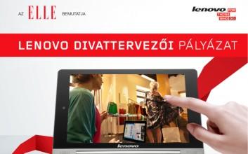 ELLE Magazin és Lenovo Divattervezői pályázata