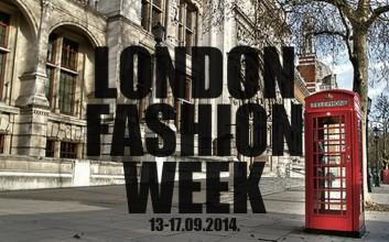 LONDON FASHION WEEK - 13-17.09.2014.