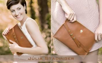 Új táskatervező a láthatáron: Stadinger Júlia