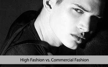 High Fashion vs. Commercial Fashion
